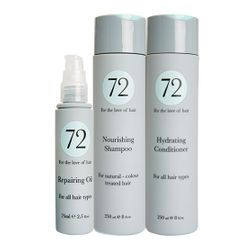 72 hair products
